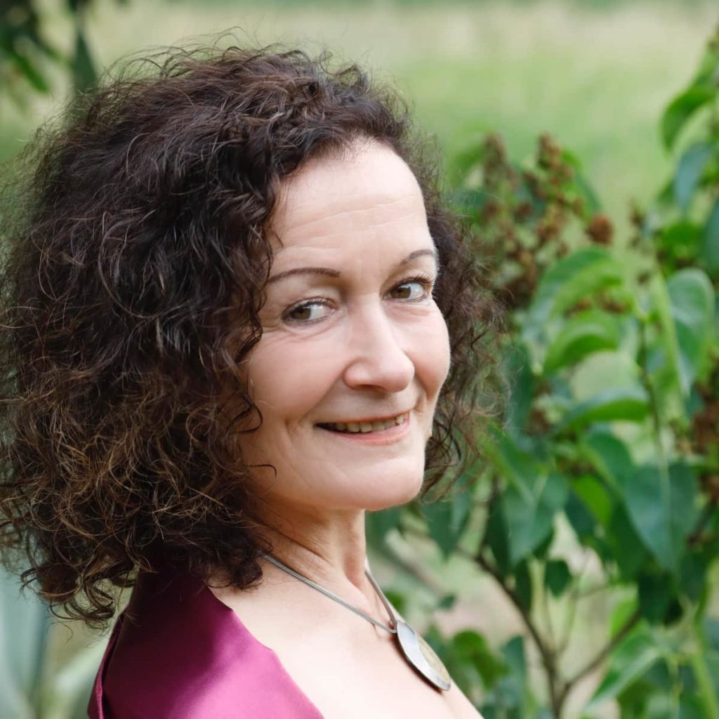 Yoga bei Marion Voigt: Porträt der Yoga-Lehrerin